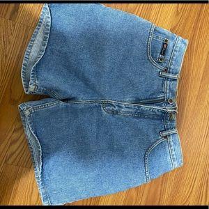 Vintage women's shorts - Route 66
